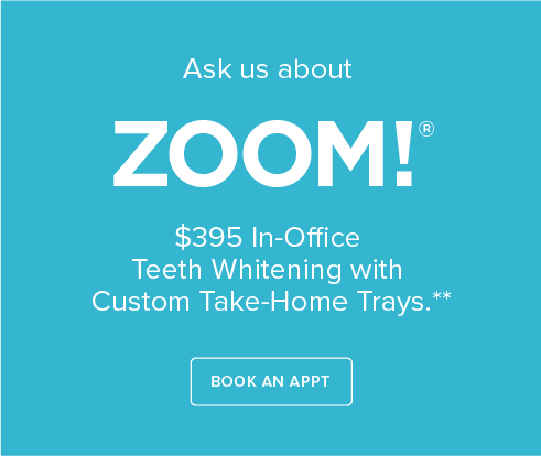 Ask us about Zoom! - Metairie Modern Dentistry